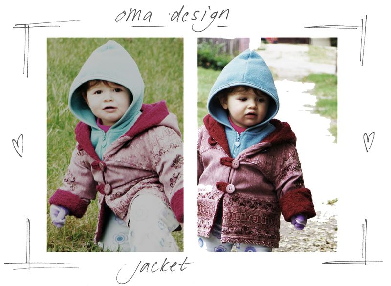 Oma's jacket 4