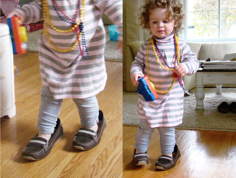 A walk in oma's shoes
