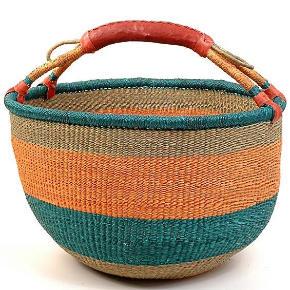 African basket 2