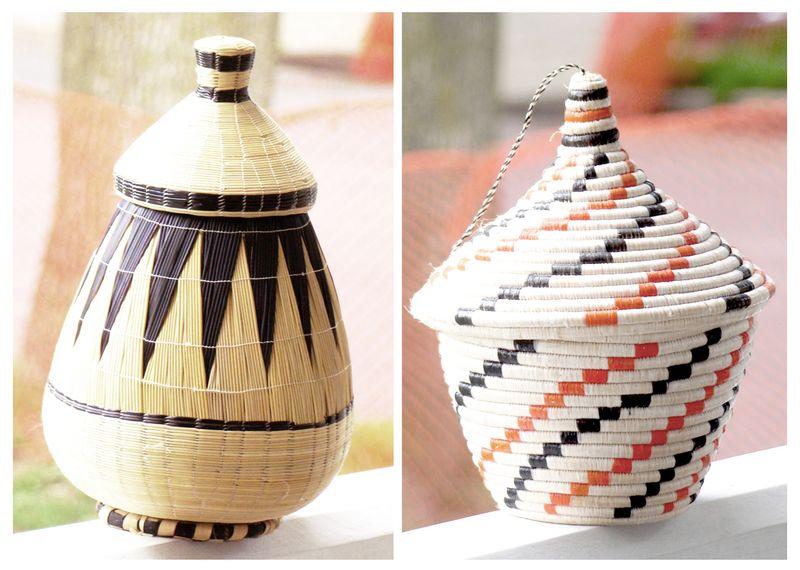 African basket 1