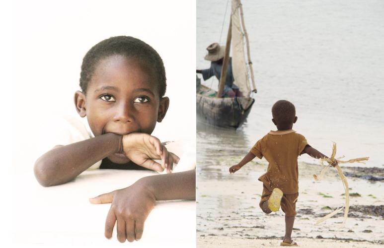 Africa inspired 1